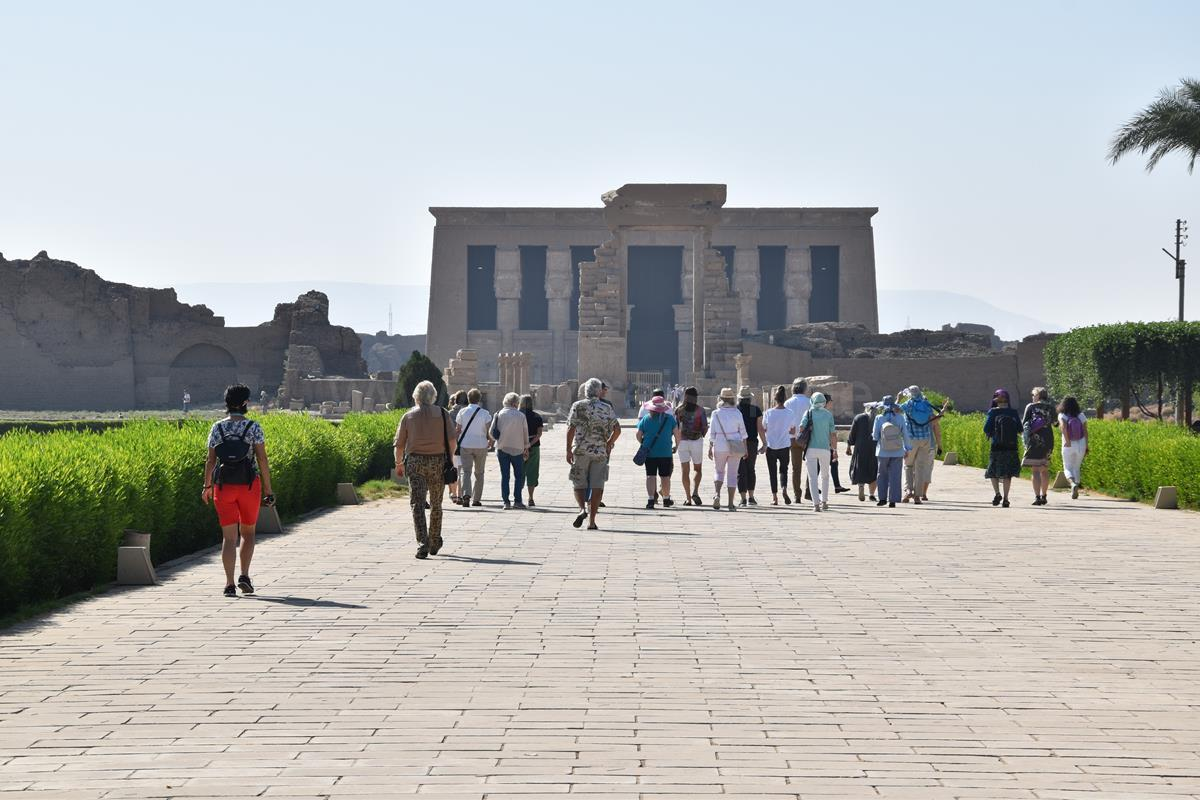 Dendera Tempel